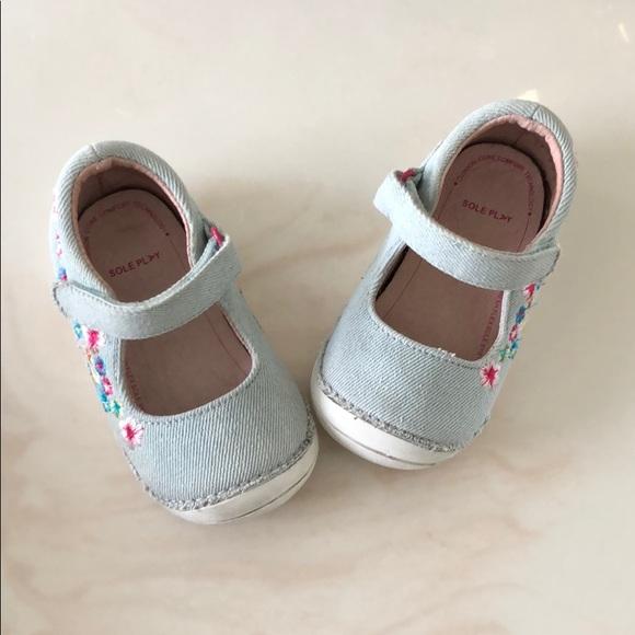Orthopedic Stride Rite Baby Girl Shoes